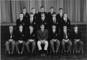 Form 6B - New Forest High School - 1969