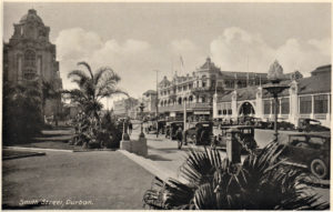 Smith Street view on postcard circa 1929