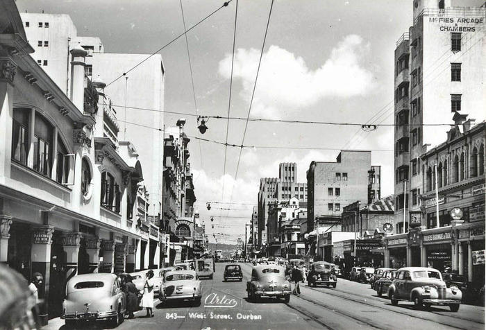 West Street circa 1948/49