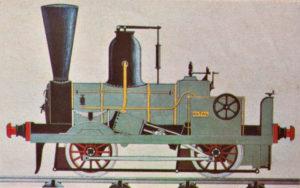 Natal Locomotive Image