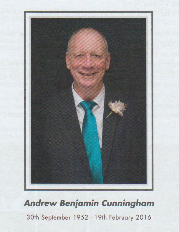 Memorial Leaflet
