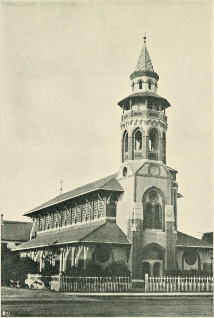St Joseph's Church West Street Durban