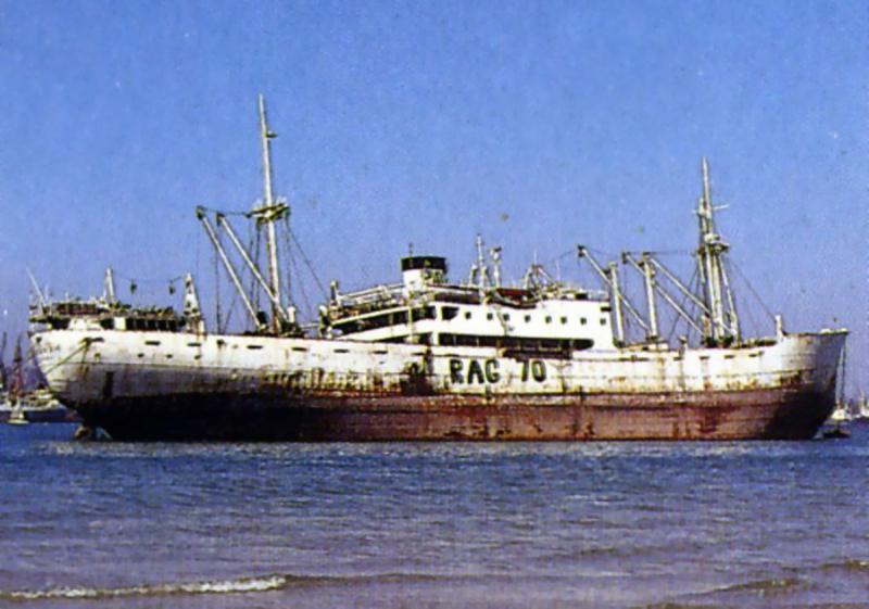 Alexfan Durban Harbour